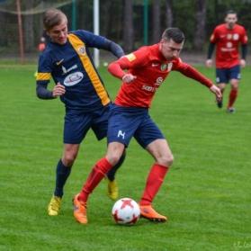 1/2 Pucharu Polski OZPN - LZS SBB Energy vs Ruch Zdzieszowice 0:1