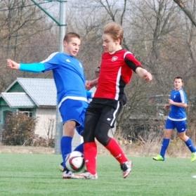 UMKS Piaseczno - SEMP II (I Liga Wojewódzka) 3:0