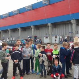 Wyjazd na mecz Piasta Gliwice
