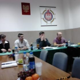 Walne Zebranie Sprawozdawczo-Wyborcze (8.02.2015)