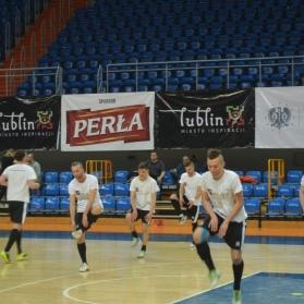 Awans do Ekstraklasy! AZS UMCS Lublin - LEX Kancelaria Słomniki 2:3