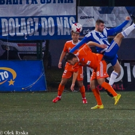 III liga, gr. II - 11. kolejka: Bałtyk Gdynia - Unia/Drobex Solec Kujawski