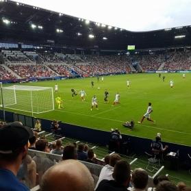 Niemcy-Anglia, półfinał Euro U21, 27.06.2017 r.