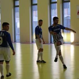 VII Płock Cup - Piłkarze Mazura w drużynie Petergum