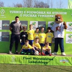 Finały Wojewódzkie Turnieju o Puchar Tymbarka