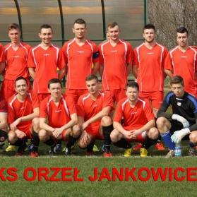 LKS Orzeł Jankowice - LKS Zwonowice
