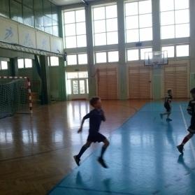 Turniej szkoleniowy Żaków. Tuchów, 29.01.2017