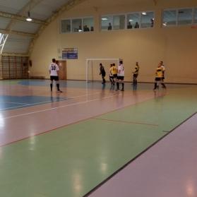 XVII Nowosolski Halowy Turniej Piłki Nożnej Sędziów