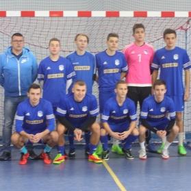 Turniej towarzyski juniorów U-19 w Drobinie