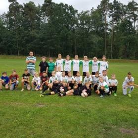 Trampkarze Sparta Lubliniec - MLKS Woźniki