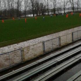 Sparta Węgorzyno - Stal Lipiany (21.11.2015)