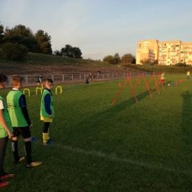 Trening Młodzika 19.09.2017