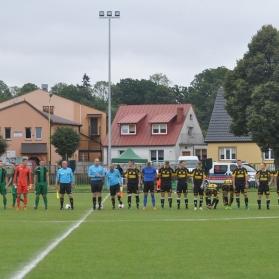 Sokół Karlino - GKS Leśnik Manowo (12.08.2017 r.)