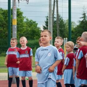 Przedszkolaki i Skrzaty na Turnieju Sokolika 2017