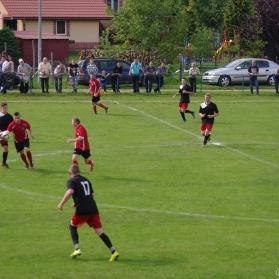 Płomień Zmiennica 1-0 Sanovia Lesko (fot. www.ry-sa.pl)