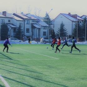 Sparingi 2016/17: Wisła Sandomierz 3-1 Lewart Lubartów