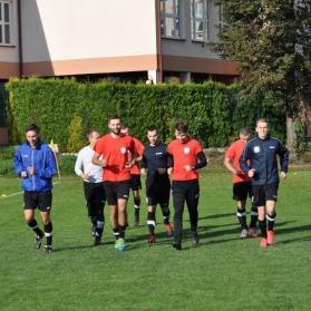Mecz ligowy: Zaborzanka Zaborze - Strumień Polanka Wielka