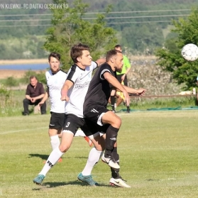 GKS Błękitni Korona 1:3 SKF FC Dajtki Olsztyn