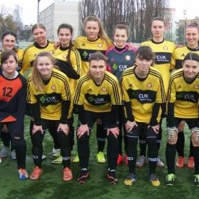 GWIAZDA-KANIA - III liga kobiet 2015/16, runda wiosenna