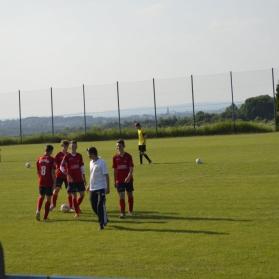 LKS Spójnia 5-1 Piliczanka Pilica (juniorzy)