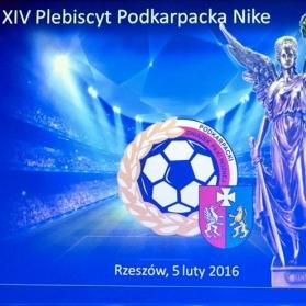 XIV Plebiscyt Podkarpackiej Nike 2015