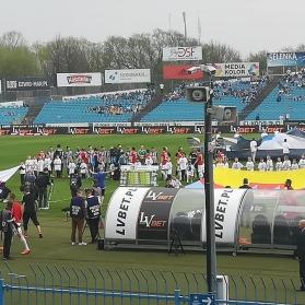 Na meczu Wisły Płock - Wisły Kraków