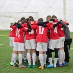 Turniej młodzik U-13 o Puchar Prezesa POZPN - 26 listopada 2017