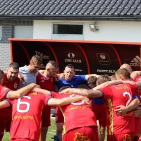 19.08.2018 - Unia Szklary Górne vs. Kłos Moskorzyn