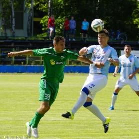 31. kolejka IV ligi: Unia/Drobex Solec Kujawski - Legia Chełmża