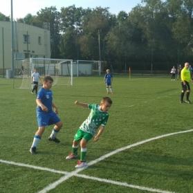 Mecz Orzeł Moszczenica - Forteca- 31.08.2018.