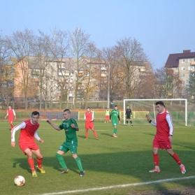 Kujawianka Izbica - Legia Chełmża
