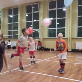 Skrzaty i Przedszkolaki - trening z balonami
