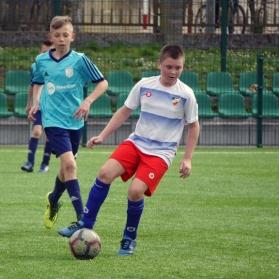 Mecz Terenowej Ligi Młodzika gr.1: AP Gryf - AP Baltica