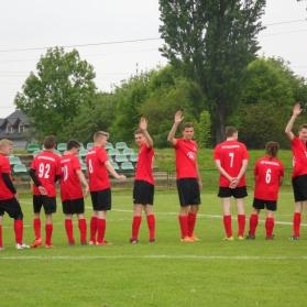 LKS Łąka vs UKS Warszowice 17.05.2015