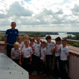 Obóz Kruszwica dzień 5