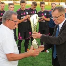Zwycięstwo w Pucharze Polski - 10.10.2018