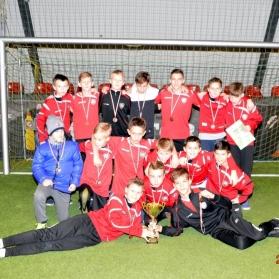 AKTRIN CUP'16 - 3 miejsce