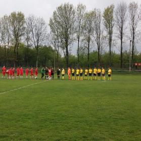 Victoria Koszyce Małe - Tarnovia Tarnów 8:0