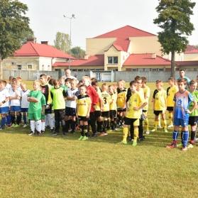 Turniej piłkarski r. 2005 z okazji 650 lat Miasta Radymno 17.09.2016