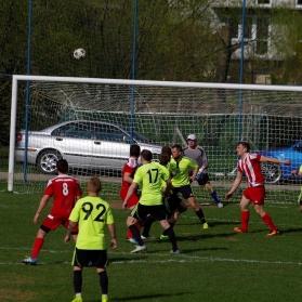 Płomień Zmiennica 3-0 Victoria Pakoszówka (fot. www.ry-sa.pl)