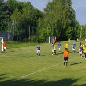 LKS Trzebownisko - KP Zabajka 0-1 (11.06.2017)
