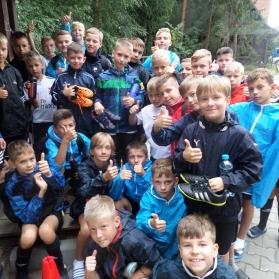 Nadrzecze 2016 - obóz sportowy