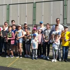 Turniej tenisowy - 20.04.2018