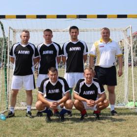 Turniej piłkarski o Puchar Przewodniczącego Zarządu Osiedla Zamość- Oldboye