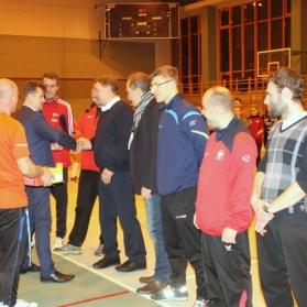 Turniej Mikołajkowy w Malborku