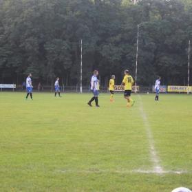 Szósta gra kontrolna: Mazur Gostynin - GKS Baruchowo 6:0