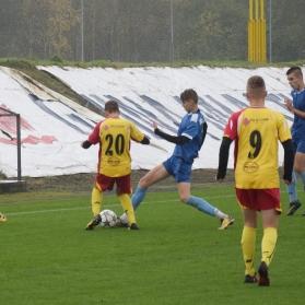 Start Miastko - Gryf Słupsk 0:3 (juniorzy)