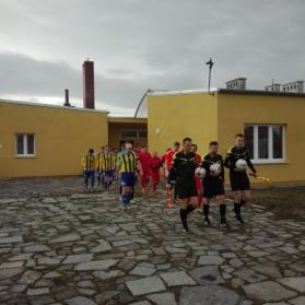 Sparta Paczków - Piast Strzelce Opolskie 1-5