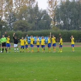 Mecz ze Śląskiem Wrocław 17.10.2015