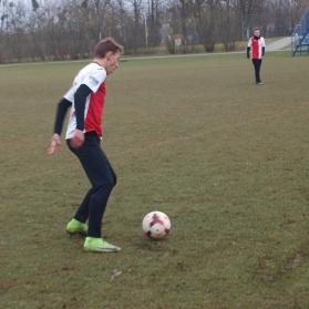 Mecz sparingowy: Unia/Drobex Solec Kujawski - Unia Janikowo (juniorzy starsi)